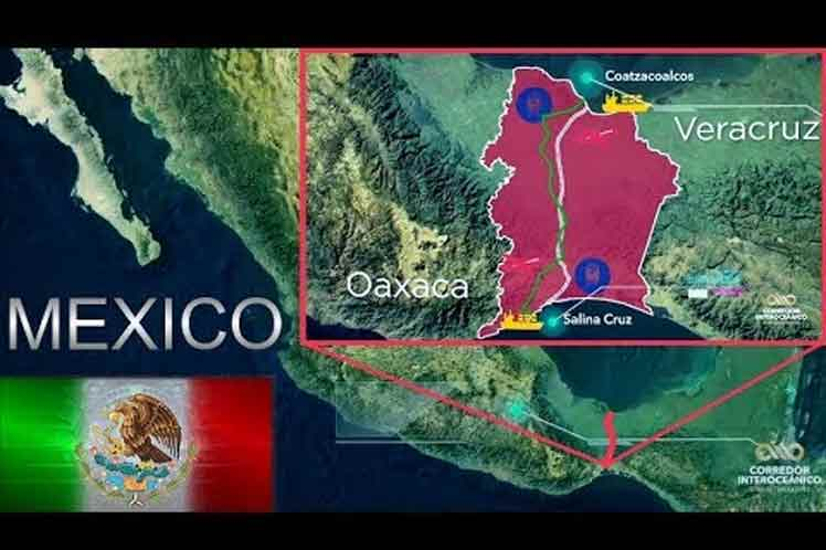 México invertirá dos mil 500 millones dólares en Istmo Tehuantepec